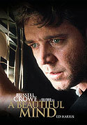 """A Beautiful Mind"" movie clips poster"