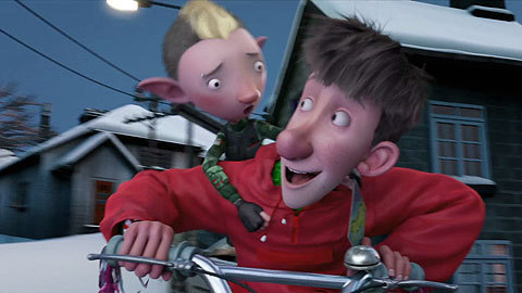 Christmas Delivery - Movie Clip from Arthur Christmas at WingClips.com