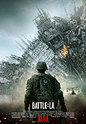 """Battle Los Angeles"" movie clips poster"