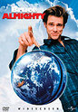 """Bruce Almighty"" movie clips poster"