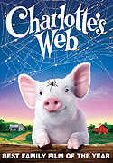 """Charlotte's Web"" movie clips poster"