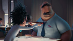 "Watch the movie clip ""Father's Acceptance"" from ""Cloudy With A Chance Of Meatballs"""