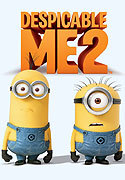 """Despicable Me 2 "" movie clips poster"