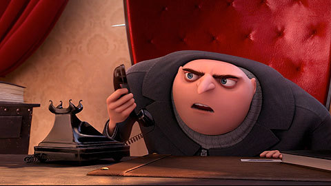 Nervous Phone Call Movie Clip From Despicable Me 2 At Wingclips Com