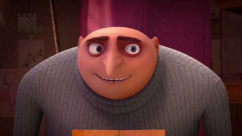 Changed His Heart - Movie Clip from Despicable Me at
