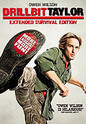 """Drillbit Taylor"" movie clips poster"