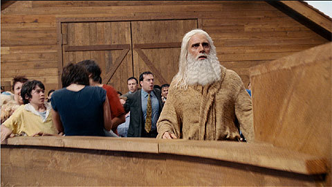 Get On The Ark Movie Clip From Evan Almighty At Wingclipscom