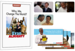 "Watch the movie clip ""Who Me, Change The World?"" from ""Evan Almighty"""
