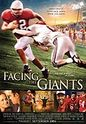 """Facing The Giants"" movie clips poster"