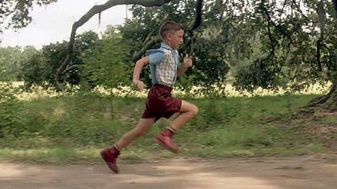 courtesy of wingclips.com movie Movie Metaphors on Dealing with Depression forrest gump movie clip screenshot run forrest run large