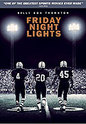 """Friday Night Lights"" movie clips poster"