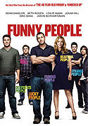 """Funny People"" movie clips poster"