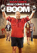 """Here Comes The Boom"" movie clips poster"