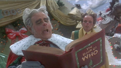 How The Grinch Stole Christmas Cindy Lou Dad.The Book Says Movie Clip From How The Grinch Stole