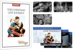 "Watch the movie clip ""This Christmas Give Yourself!"" from ""It's A Wonderful Life"""