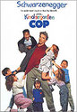 """Kindergarten Cop"" movie clips poster"