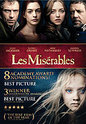 """Les Misérables (2012)"" movie clips poster"
