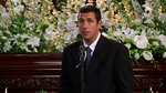 "Watch the movie clip ""Funeral Speech"" from ""Mr. Deeds"""