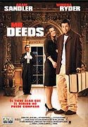 """Mr. Deeds"" movie clips poster"