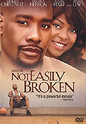 """Not Easily Broken"" movie clips poster"
