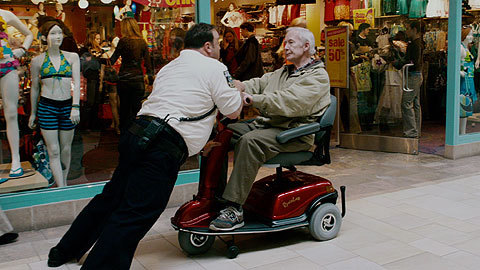Scooter Pullover Movie Clip From Paul Blart Mall Cop At Wingclipscom