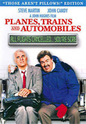 """Planes, Trains and Automobiles"" movie clips poster"