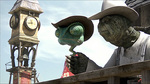 "Watch the movie clip ""Believe In Something"" from ""Rango"""