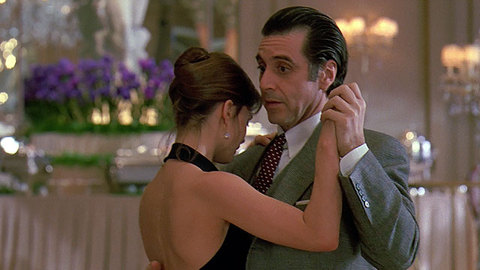 Teaching The Tango Movie Clip From Scent Of A Woman At Wingclips