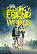 """Seeking A Friend For The End Of The World"" movie clips poster"
