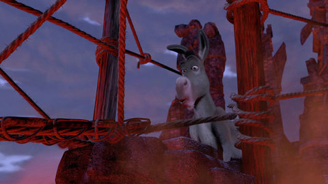 Don T Look Down Movie Clip From Shrek At Wingclips Com