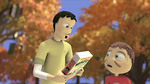 "Watch the movie clip ""Eternal Wheat Things"" from ""The Adventures of Toby: Crunch Time"""