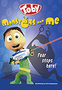 """The Adventures of Toby: Monsters and Me"" movie clips poster"