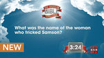 "Watch the movie clip ""Trivia Countdown 10"" from ""The American Bible Challenge Season 2"""