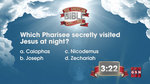"Watch the movie clip ""Trivia Countdown 6"" from ""The American Bible Challenge Season 2"""
