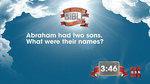 "Watch the movie clip ""Trivia Countdown 7"" from ""The American Bible Challenge Season 2"""