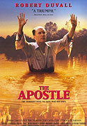 """The Apostle"" movie clips poster"