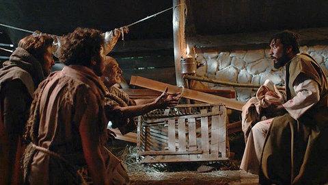 Christmas Shepherds.Shepherds In Awe Movie Clip From The Chosen Christmas