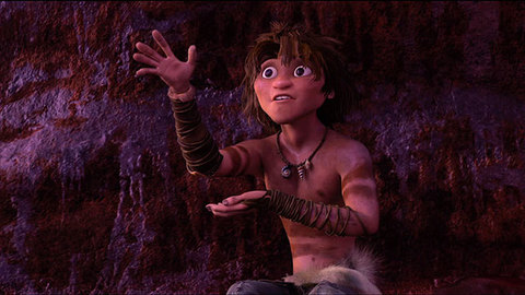 Story Of Tomorrow - Movie Clip from The Croods at WingClips com