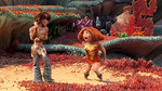 "Watch the movie clip ""Invention Of Shoes"" from ""The Croods"""