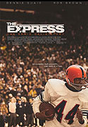 """The Express"" movie clips poster"