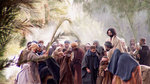 "Watch the movie clip ""Triumphal Entry"" from ""The Gospel Of Mark"""