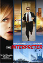 """The Interpreter"" movie clips poster"