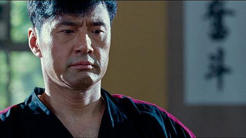 Karate Kid Bad Guy Teacher