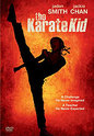 """The Karate Kid"" movie clips poster"