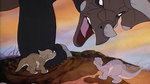 "Watch the movie clip ""Longnecks And Threehorns"" from ""The Land Before Time"""