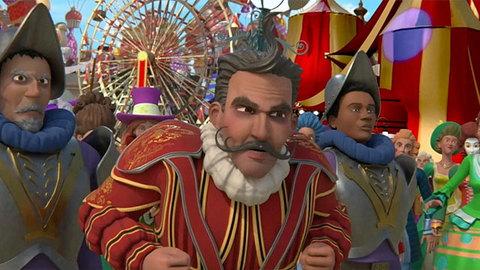 Vanity Fair - Movie Clip from The Pilgrims Progress at WingClips.com