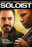 """The Soloist"" movie clips poster"