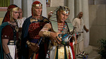 "Watch the movie clip ""River Of Blood"" from ""The Ten Commandments"""