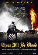 """There Will Be Blood"" movie clips poster"