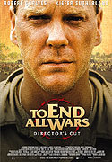 """To End All Wars"" movie clips poster"